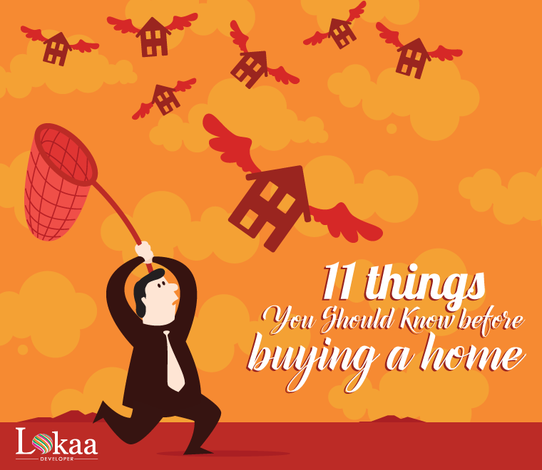 11 Things You Should Know Before Buying A Home