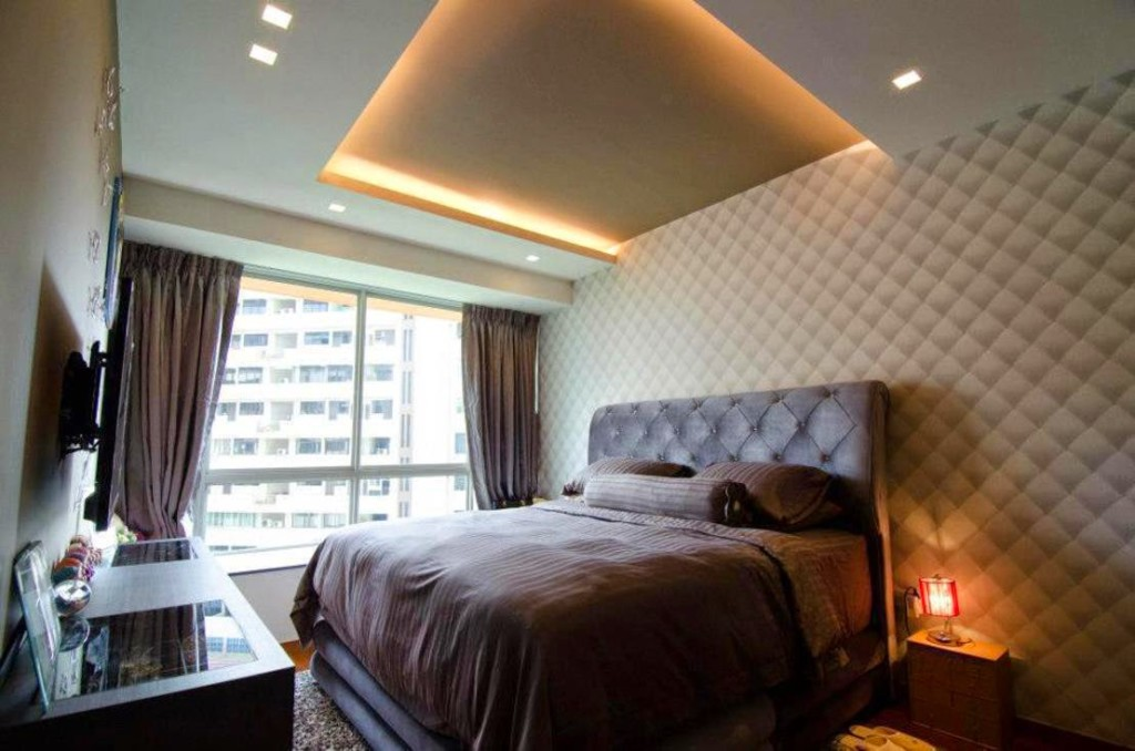 The False Ceiling Effect. The False Ceiling Effect. Designing The Master  Bedroom ...