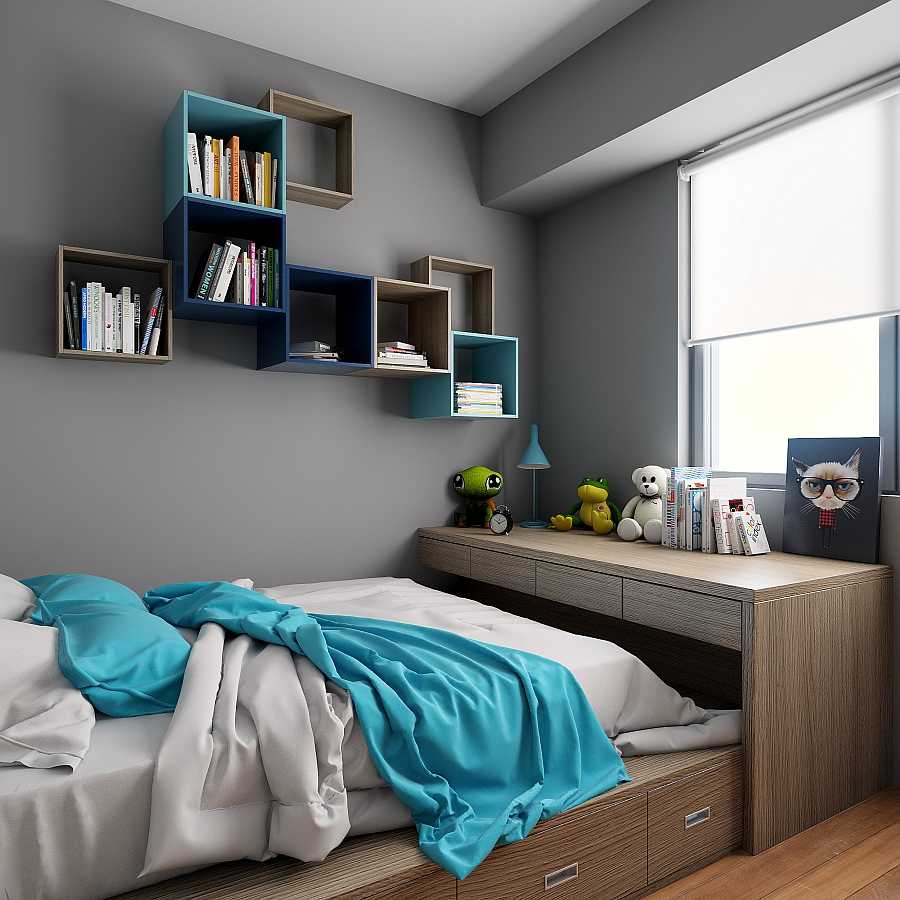 Think storage. 10 Surprising Ways To Customize Your Master Bedroom Design   Home