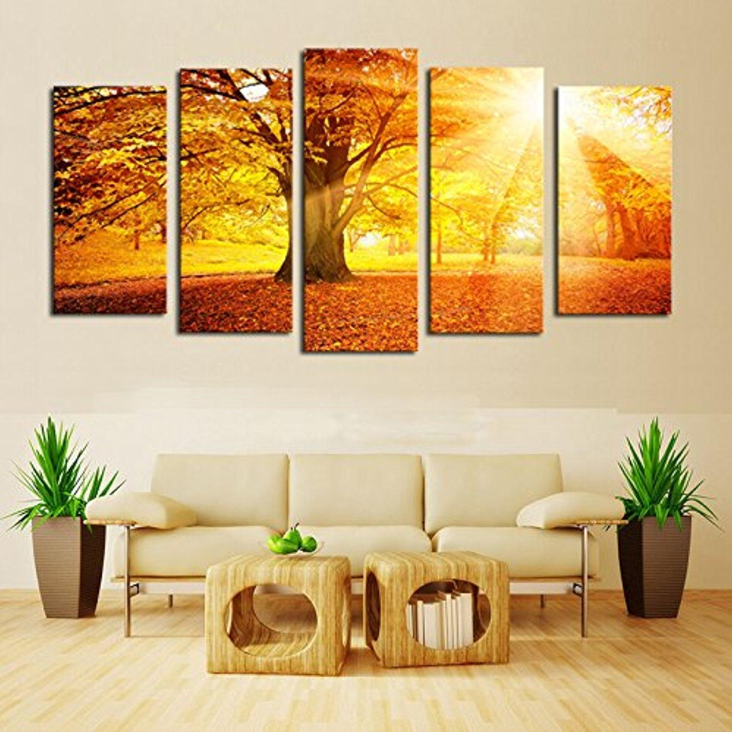 Unusual How To Decorate A Large Blank Wall Photos - The Wall Art ...