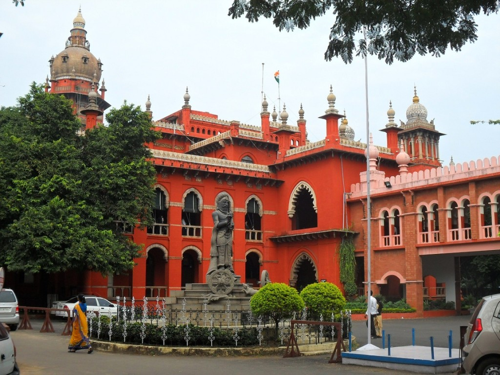 Madras High Court, George Town