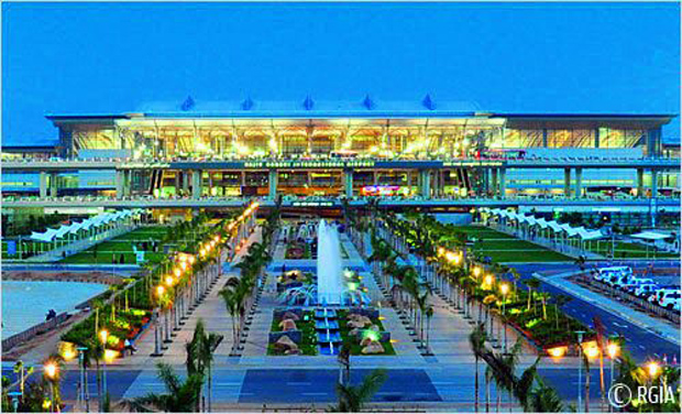 Rajiv Gandhi International Airport (RGIA), Hyderabad